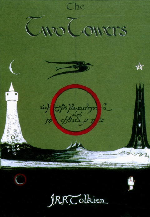 The-Two-Towers-Book-Cover-by-JRR-Tolkien